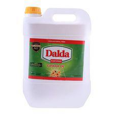 Dalda Canola Oil 16 Litres Can