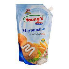 Young's Mayonnaise 1kg Pouch