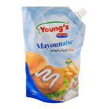 Young's Mayonnaise 500gm Pouch
