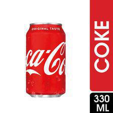 Coca Cola Can 330 ml