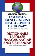 larousse's french-english, englsih-french dictionary
