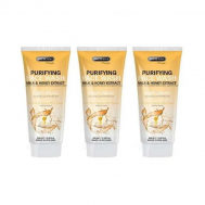 Pack Of 3 Purifying with Milk & Honey Facewash